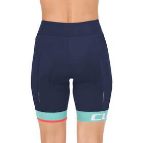 Cube Teamline Cycle Shorts Women blue´n´mint